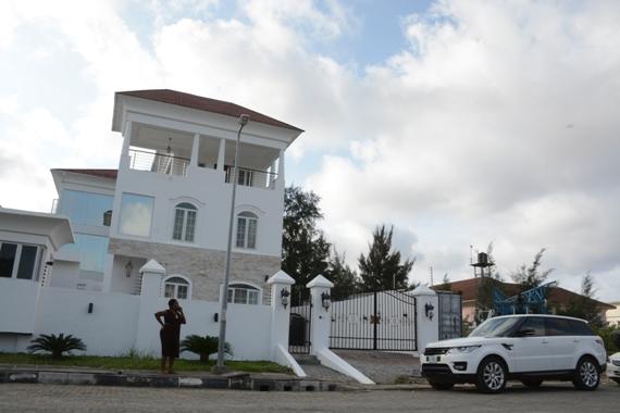 CHARLIAN ENT Linda Ikeji Bought A Luxury Home Worth 500000million