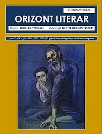 Revista CONTEMPORARY LITERARY HORIZON - ORIZONT LITERAR -