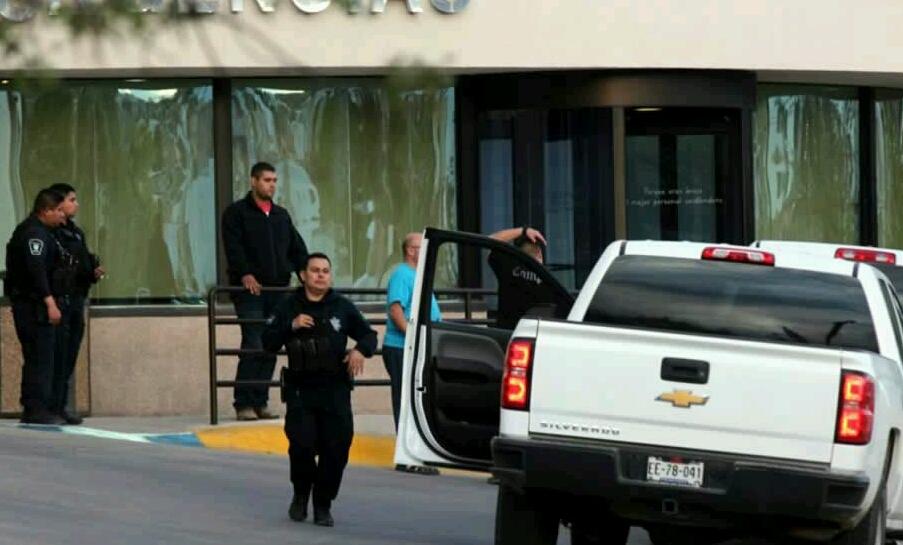 Se enfrentan policías estatales y sicarios en Cuauhtémoc
