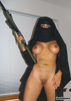 muslim women burqa
