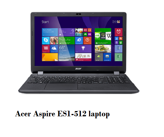 Acer Aspire ES1-512 - cheap but reliable 15 inch laptop