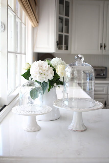 decorating-with-cloches-cake-stands-white-kitchen-2