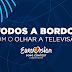 EUROVISÃO 2018 | Finalistas da 2ª Semi-Final
