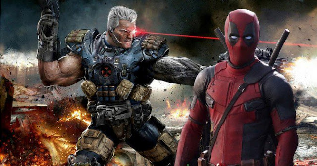 Cable x-force deadpool