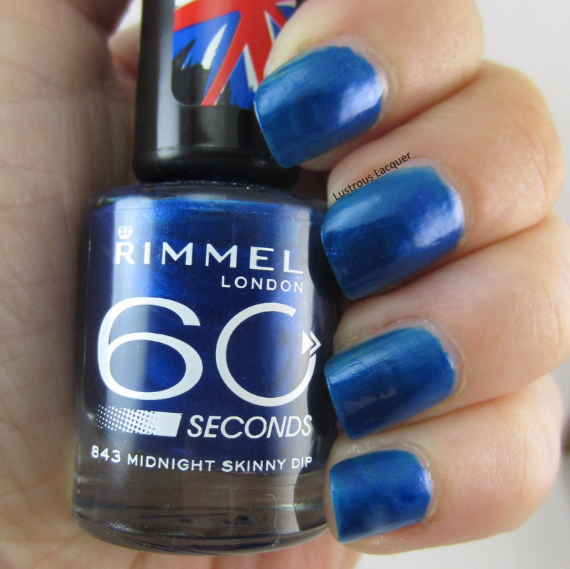 Royal-Blue-Nail-Polish-with-Shimmer