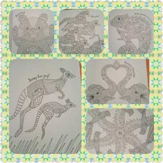 animal wonders collage
