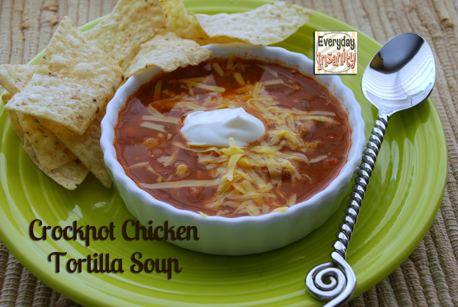 I went to a class on cooking with a crock pot. It was taught by the author  of 101 Things To Do With A Crock Pot, Janet Eyring. It was very  interesting, ...