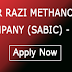 SABIC - Ar-Razi Saudi Methanol Company - KSA | Recruitment 2018