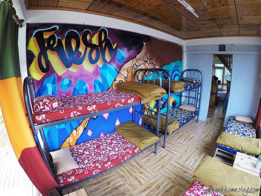 50 + hostel Đà Lạt gần chợ đêm hồ Xuân Hương giá rẻ chỉ 100k (Phần 3)
