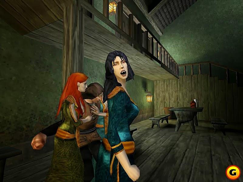 Online Vampire The Masquerade