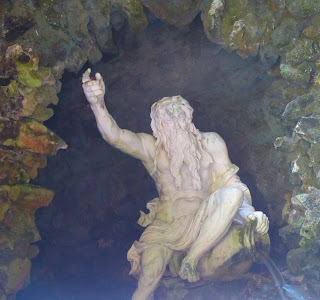 Inside the Grotto, Stourhead