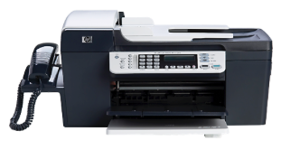 Hp officejet j5508 and j5520 all-in-ones replacing the print.