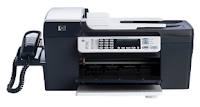 HP Officejet J5520 Driver Download