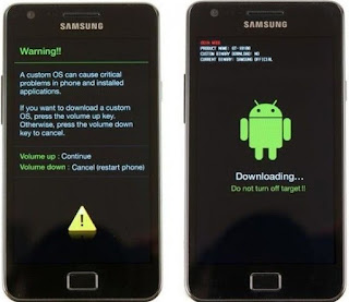 Cara Mudah Flash Samsung Galaxy S Advance GT-I9070