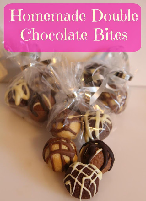 Double Chocolate Bites