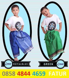 jual sarung anak instan di semarang