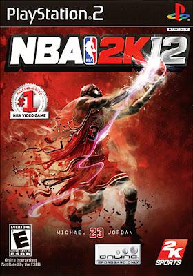 NBA 2K12 (PAL) PS2 Torrent Download