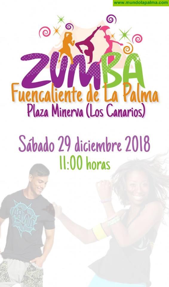 Zumba para todos en Fuencaliente