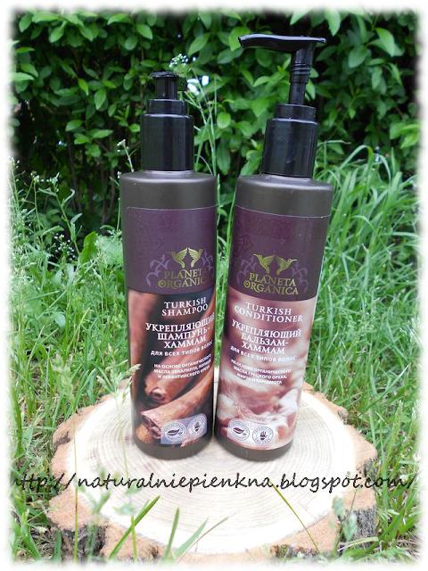 Recenzja Szamponu i Balsamu do włosów Planeta Organica
