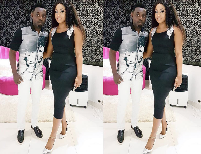 My wife is a gift from heaven - Comedian Ay