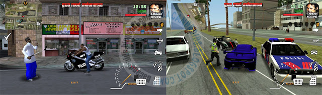 Download GTA indonesia Apk Data Full