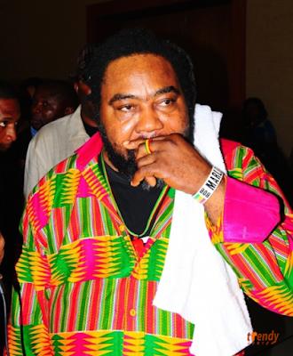 Reggae Legend, Ras Kimono, Is Dead