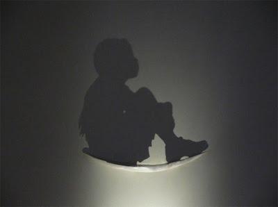 Arte en las sombras de Kumi Yamashita