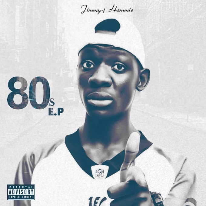 Jimmy J -80's Ep