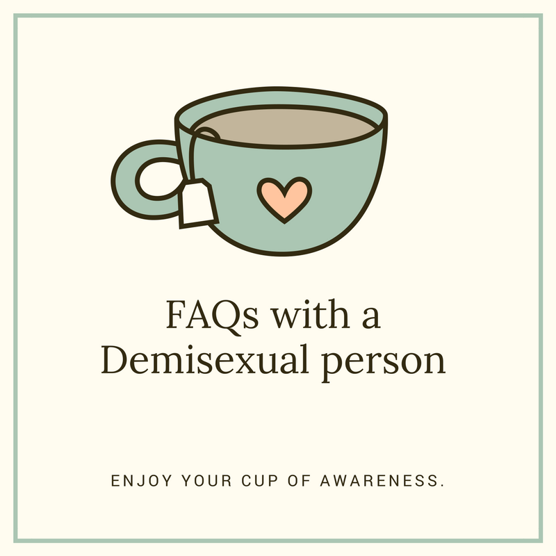 what does it mean to be demisexual