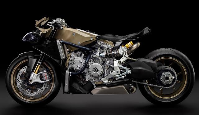 Gambar Rasmi Dan Spesifikasi Ducati Panigale 1199 Superleggera 2014