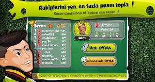 Online Kafa Topu v15.08 Hileli Apk İndir