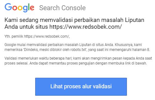 Diindeks, meski diblokir oleh robots.txt 22