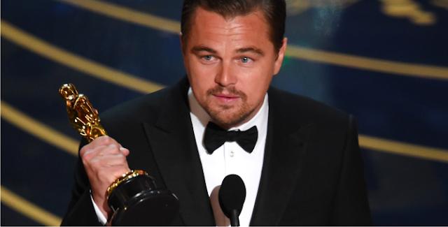 Oscar do Leonardo DiCaprio é o momento mais Tweetado do Oscar na história