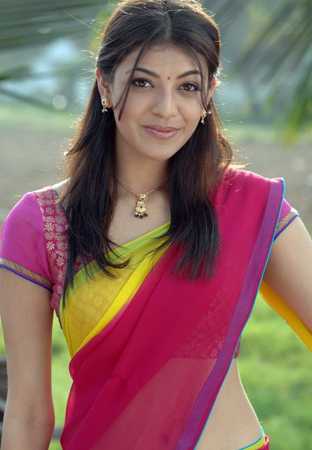 Kajal Agarwal Spicy Hot Photo