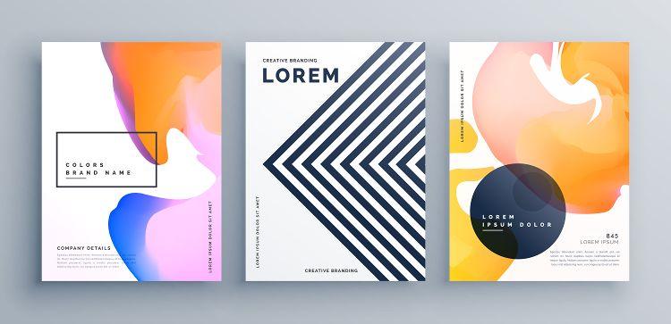 Cara membuat desain brosur unik, kreatif, original dan representatif