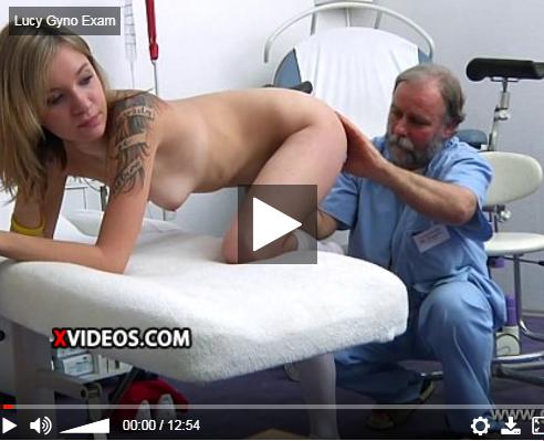 Ginecólogo pervertido filma a su paciente en el consultorio (Video Porno)