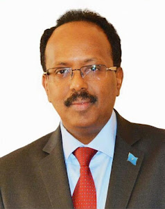 Who is the 9th President of Somalia H:E Mohamed Abdullahi (Farmajo)