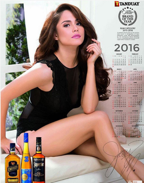 Jessy Mendiola Hot Pics with Cool Girls Images 2016
