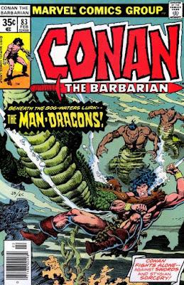Conan the Barbarian #83