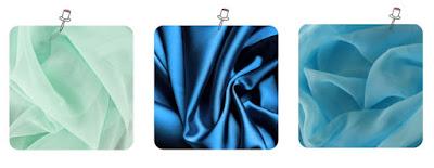 Виды ткани для округлого типа женской фигуры