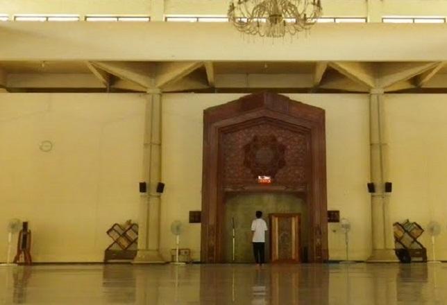 Masjid Manarul Ilmi ITS