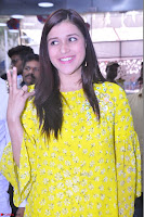 Mannara Chopra Looks Cute in Yellow Salwar Suit ~  Exclusive 44.JPG