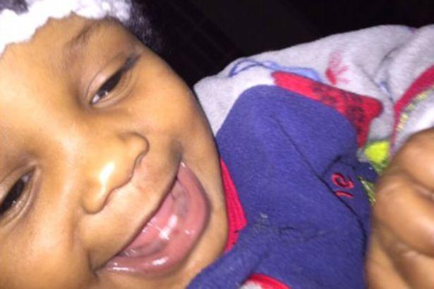 bayi ini di bunuh oleh anak berusia 8 tahun