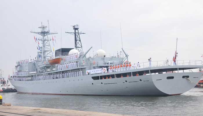 Kapal Perang Zheng He–81 Angkatan Laut Tiongkok