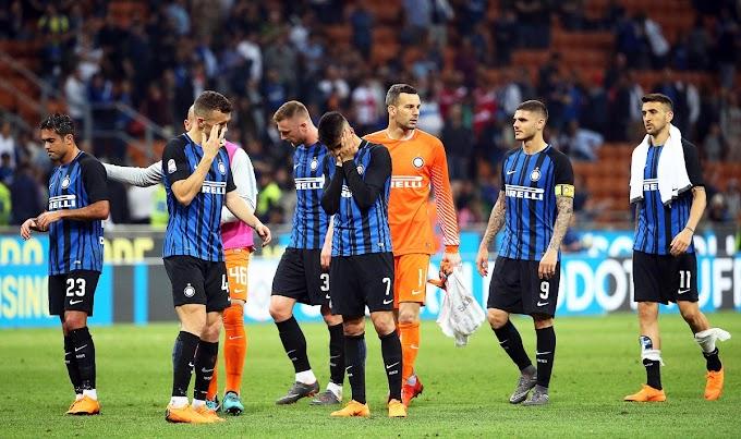 Inter Milan Tersingkir Dari Piala Italia