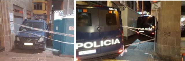 Denuncian que la Policía ¿ esconde a la UIP en el Carnaval de Santa Cruz de Tenerife?