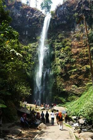 Coban Rondo Waterfall Batu City Tour