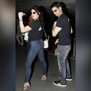Spotted : Siddharth Malhotra in Alberto Torresi Shoes