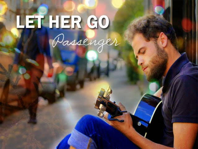 Let Her Go Album Cover Fan