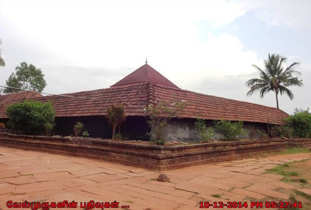 Vishnu Temple Thirunelli Kerala